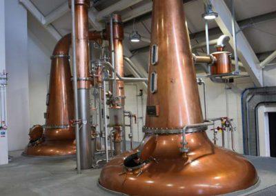Harris Gin Distillery Copper Hops