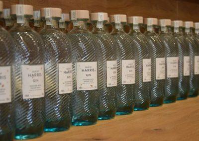 Harris Gin Distillery Bottles