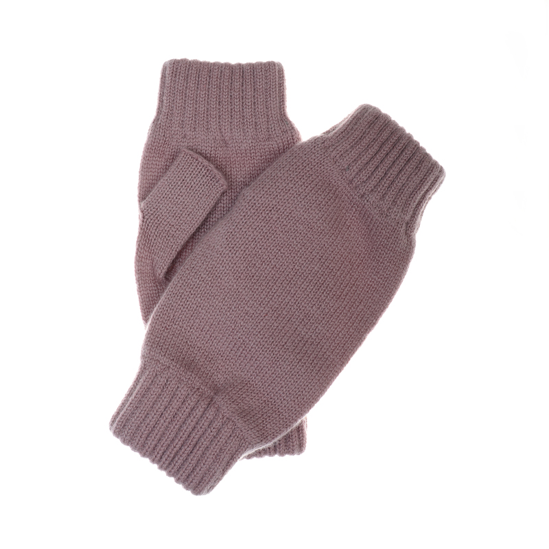 Cashmere Wristwarmers, Powder Puff