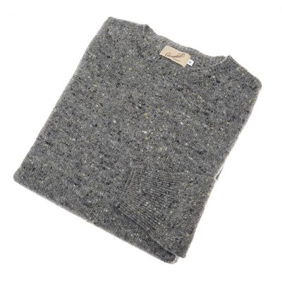 grey mens jumper
