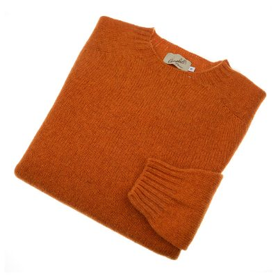 shetland wool jumper colour autumn