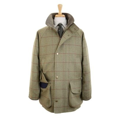 Mens Shooting Coat Chiltern