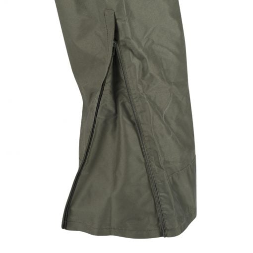 Rain Trouser Zip Detail