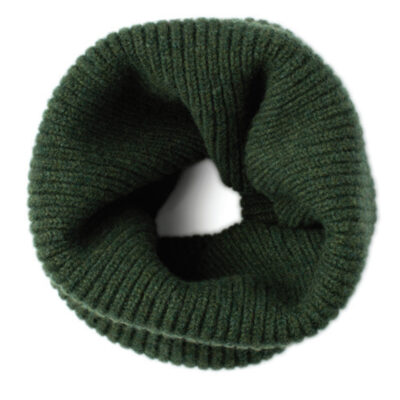 lambswool neck warmer