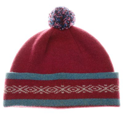 gigha hat red