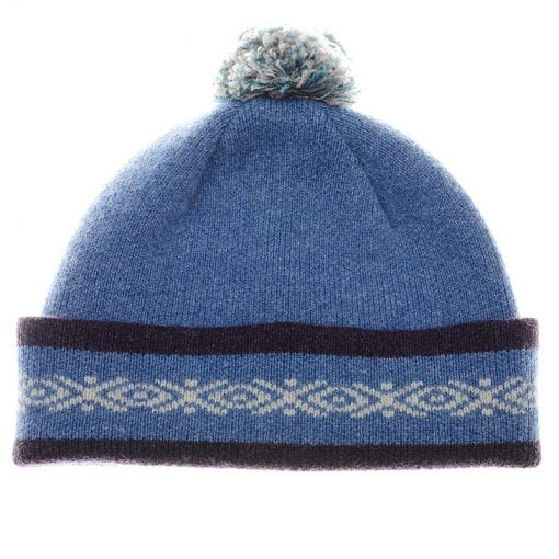 gigha hat blue