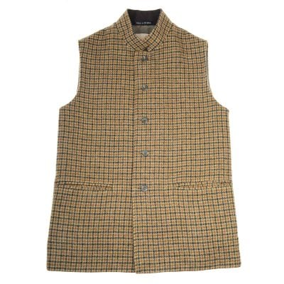 Tweed Gilet Shetland Kilmakolm