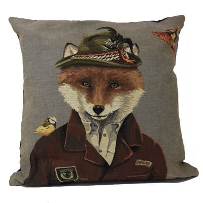 Urban Fox Cushion