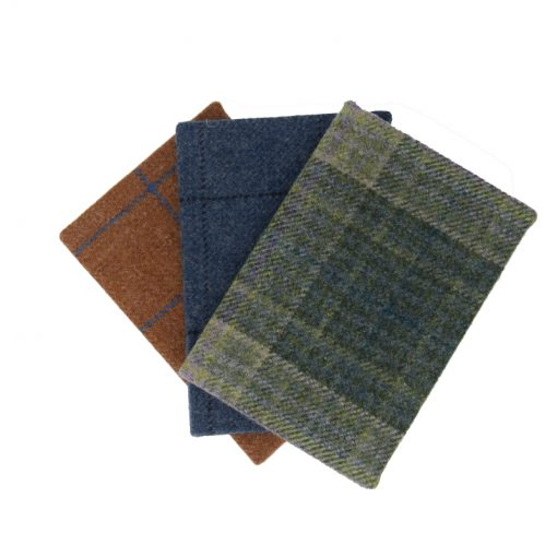 Tweed Notebooks Front