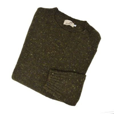 Wool Crew Neck Ballycastle