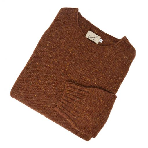 Wool Crew Neck Ofarrel