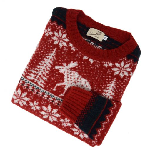 Ladies Christmas jumper 2018