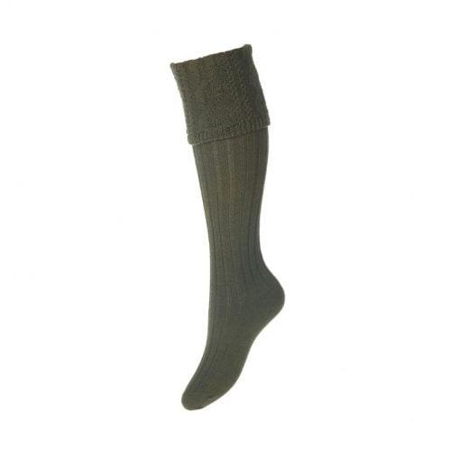 lady glenmore socks spruce