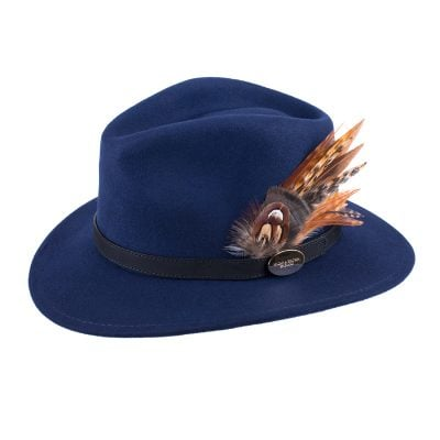 Gamebird Fedora Navy