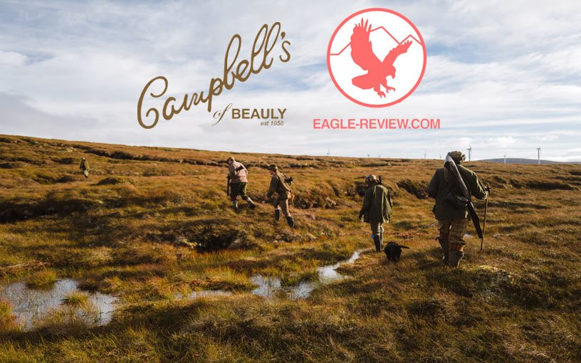 Campbell's and Eagle Review Partnership