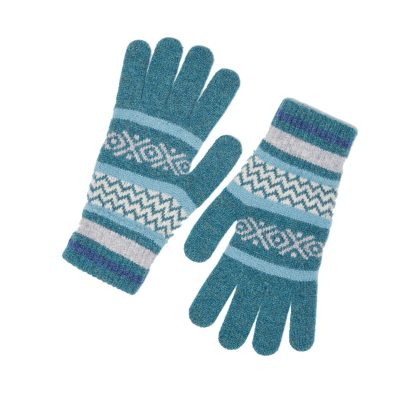 gigha gloves aqua