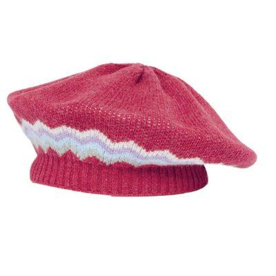 hope beret red