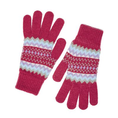 hope gloves red