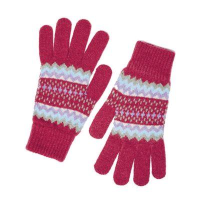 hope gloves red