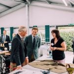 lynn-chalmers-john-sugden-show-hrh-new-workshop