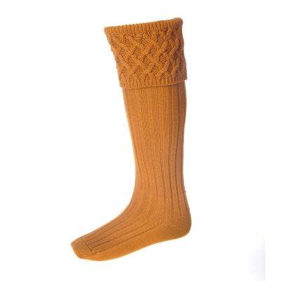 rannoch-sock-ochre
