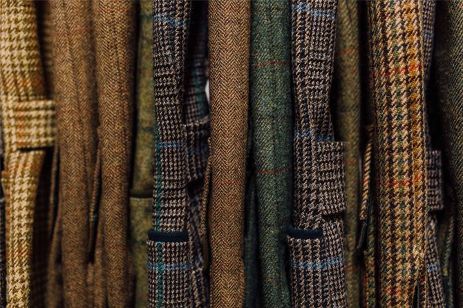 tweed-gilets
