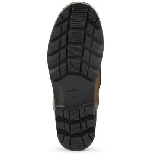 wellington boots sole detail