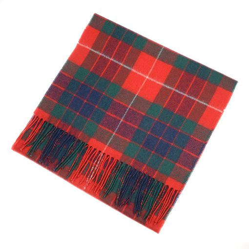 fraser tartan scarf