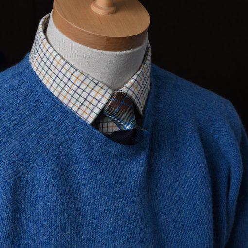 ties on mannequin