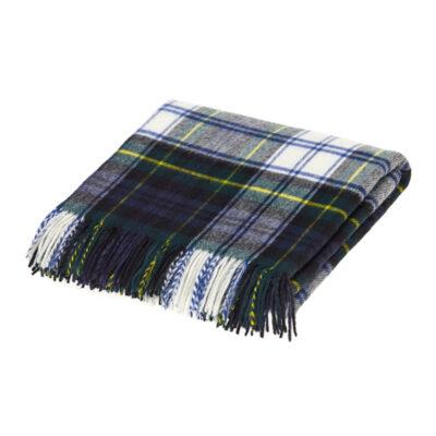 dress gordon tartan blanket