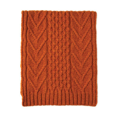 aran scarf